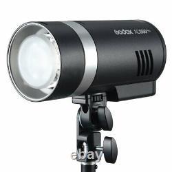 Godox Ad300pro 2.4g Portable Outdoor Strobe Flash Light Vedio Monolight Strobe