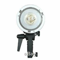 Godox Ad600b Ttl Hss 600w 2.4g 1/8000 Outdoor Strobe Flash Light + Softbox + Case
