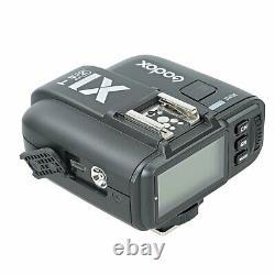 Godox Ad600bm Ad600 Hss 1/8000s Gn87 Studio Flash Strobe Light Softbox F Nikon