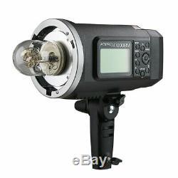 Godox Ad600bm Bowens 600ws Gn87 Haute Vitesse Stroboscope Pour Flash En Plein Air