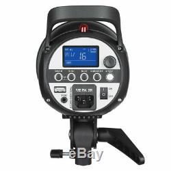 Godox De Sk400ii 400w Studio Strobe Flash Light Lamp + Xpro-n Trigger + Cadeau