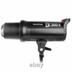 Godox De300ii 300ws 2.4g Wireless X System Studio Flash Strobe Lamp Light Head