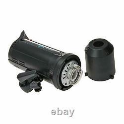 Godox De400 400w Compact Studio Flash Light Strobe Lampadaire Lampe 220v 400ws