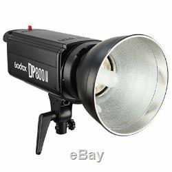 Godox Dp800ii 800ws Gn65 5600k 2.4g Flash Studio Strobe Speedlite Lumière