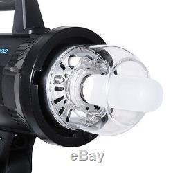 Godox Gemini Gs200 Gs200 200w 200ws Studio Strobe Flash Light Head 200v-240v