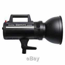 Godox Gemini Gs300ii 300w 2.4g X Système Sans Fil Strobe Flash Light 200v-240v
