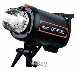 Godox Haute Vitesse 600w Professional Studio Flash Stroboscopique Lampe Ampoule Tête