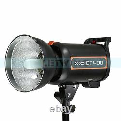 Godox High Speed 400w Professional Studio Strobe Flash Lighting Lampe Tête