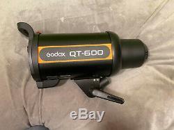 Godox Qt-600 Professional Studio Strobe Flash Light 600w 220 V