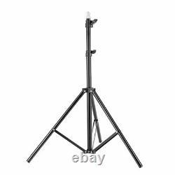 Godox Sk300ii 2.4g Studio Strobe Monolight 95cm Softbox Light Stand Barndoor