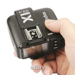 Godox Stroboscope V1 Speedlite Avec X1t Émetteur Sans Fil Pour Nikon