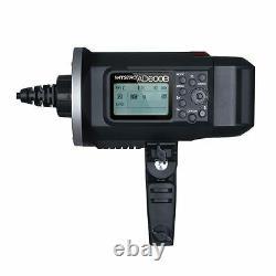 Godox Wistro Ad600b Ttl Flash Extérieur Avec Récepteur Radio Intégré -bowens Mount