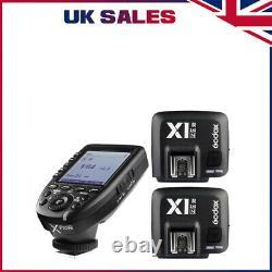 Godox Xpro-n 2.4g Ttl LCD Trigger X1r-n Strobe Head Flash Récepteur Pour Nikon