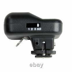 Hensel Assistant Strobe Plus Sender, Inkl. Batterie, Kanäle 1-3 + Tous Par