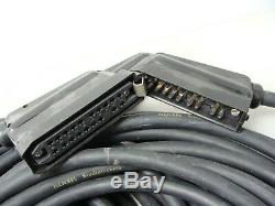 Hensel Tria 3000-s Power Pack Strobe + 2 X Eht 3000 Heads Flash Et Pièces De Rechange