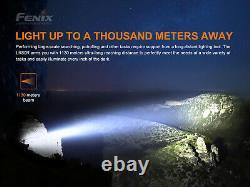 Lampe De Poche Rechargeable Fenix Lr80r 18000 Lumen Super Bright
