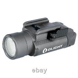 Lampe De Poche Rechargeable Olight Pl Pro Valkyrie 1500 Lumen (gris)