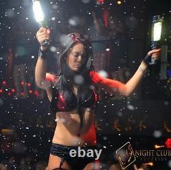 Led Strobe Baton Pour Vip Champagne Bottle Service Lampe De Poche Sparkler 10 Pièces