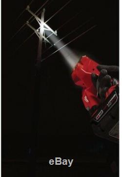 Milwaukee Sans Fil Recherche Spot Flood Strobe Light Head M18 2354-20 Pivotant