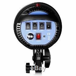 Neewer 600w 5600k Photo Studio Flash Stroboscopique Monolight Utilisé Qu'une Seule Fois