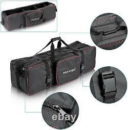 Neewer 900w Studio Flash Stroboscopique Photographie Kit D'éclairage (3) 300w