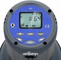Neewer Alimenté Par Batterie (700 Full Power Clignotements) Extérieur Studio Stroboscope