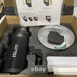 Neewer I6t Ex 600w 2.4g Ttl Studio Strobe 1/8000 Hss Lampe De Poche Pour Canon