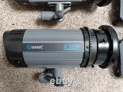 Neewer N-300w Twin Photography Studio Strobe / Flash Kit