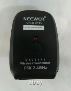 Neewer Vision 4 300w Gn60 Outdoor Studio Flash Strobe Light Avec Batterie À Distance Nouveau