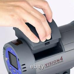 Neewer Vision 4 Batterie Li-ion Powered 300ws Outdoor Studio Flash Strobe