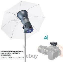 Neewer Vision 4 Outdoor Flash Studio Strobe Kit Li-ion Alimenté Par Batterie, 700
