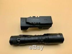 Nitecore I4000r Tactique Duty Lampe De Poche Rechargeable Strobe Prêt, 4400 L