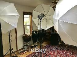 Norman Normark Norlite 400 Studio Photography Flash Stroboscopique Lumières