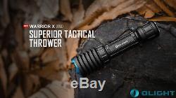 Olight Guerrier X Pro 2250 Lumen Rechargeable + Lampe De Poche Tactique Cas Camo