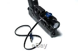 Olight Pl Pro Valkyrie 1500 Lumen Rechargeable Pistolet Lampe De Poche (noir)