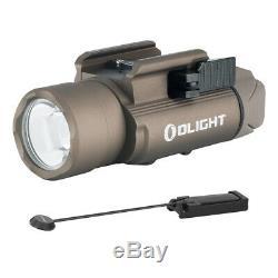 Olight Pl Pro Valkyrie Lampe De Poche Rechargeable Avec Olight Commutateur De Pression (tan)