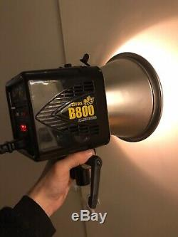 Paul C. Buff Alien Alienbees B800 Photographie Monolight / Flash / Flash 320 Ws