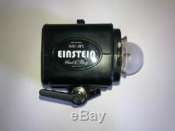 Paul C Buff Einstein E640 Strobe Flash Unit # 163 640ws