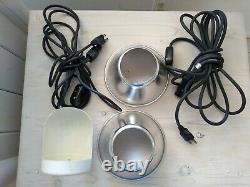 Paul C. Buff White Lightning Studio Ultra Strobes Paire 1800 Complet