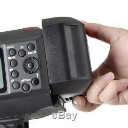 Portable Stroboscope À Distance Extension Kit Tête Photographie D'éclairage Ttl Ad600b