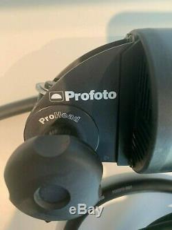 Profoto Pro-7 Pour La Tête Pro 7a 8a 10 7b B2 B3 B4 D4 Aiguë Procapside Plus Strobe # 1