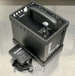 Profoto Pro-7b Pro 7b Pack De Flash Générateur D'éclairage Stroboscopique Portable B2 B3 # 3