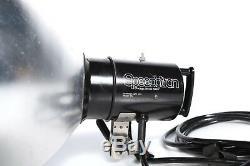 Speedotron 105 Lamphead Quad-2 Tube De Câble 4800ws Arena Strobe 4 Ampoules