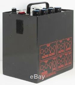 Speedotron 1205cx Black Line Studio De Strobe Alimentation 1200 Watt Occasion Vgc Sec