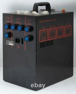 Speedotron 2401sx Power Pack Supply Studio Flash Strobe 2400 Watt Sec Used Vgc