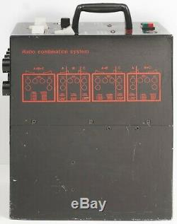 Speedotron 2403 CX LV Black Line Studio De Strobe Alimentation Flash 2400 Watt Sec