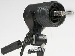 Speedotron Black Line 202vf Studio Flash Stroboscopique Utilisé Vgc 2400 Watt Sec Lumière Uni