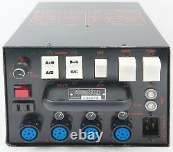 Speedotron Black Line Studio Strobe Lighting 2405 CX Power Supply Pack Vgc 2400