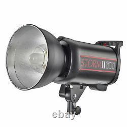Super Fast Flash Sport Dance Photo Studio Strobe 600w Haute Vitesse