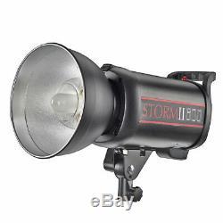 Super Fast Studio Lumineux Flash Stroboscopique Haute Vitesse Mouvement D'action Photographie Qt600